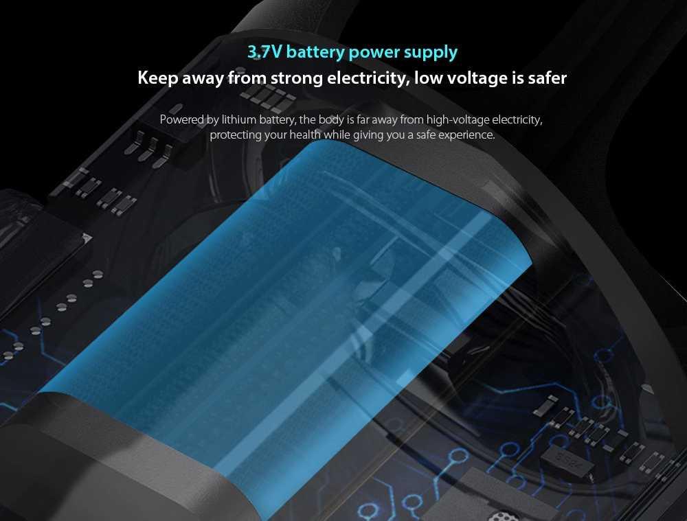 Portable UV Disinfection Lamp 3.7V battery power supply