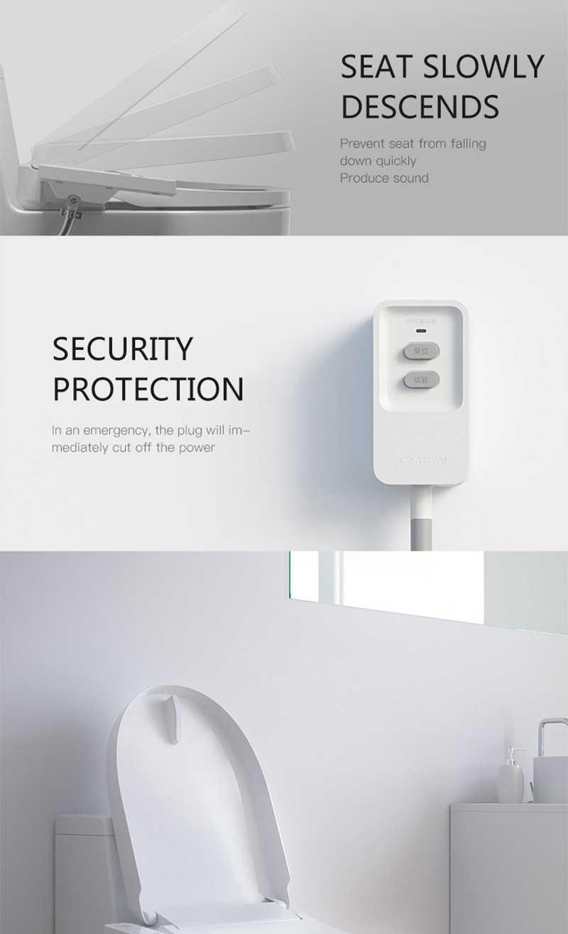 Smartmi Smart Toilet Seat