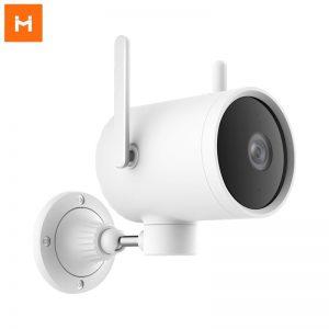 Imilab Ec3 Outdoor Camera Ip Camera 025 Update Global Version 2k Hd Cctv Wi Fi Hotspot