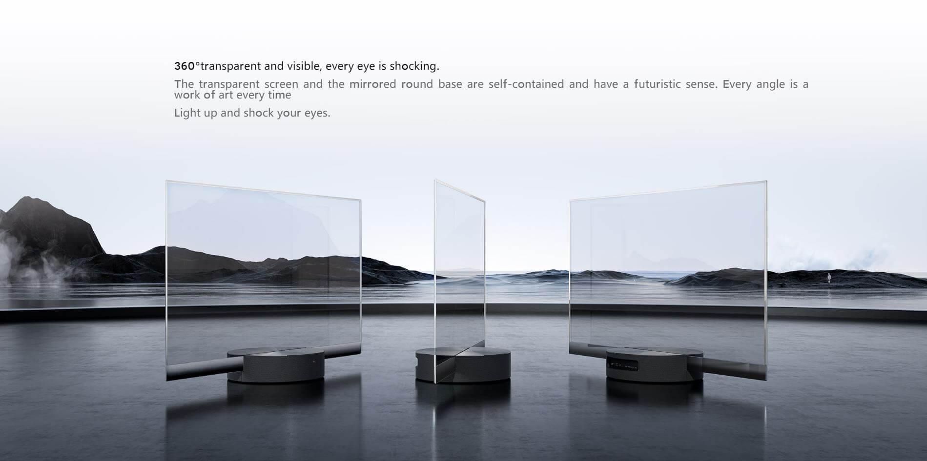 Mi Tv Lux Transparent Edition (1)