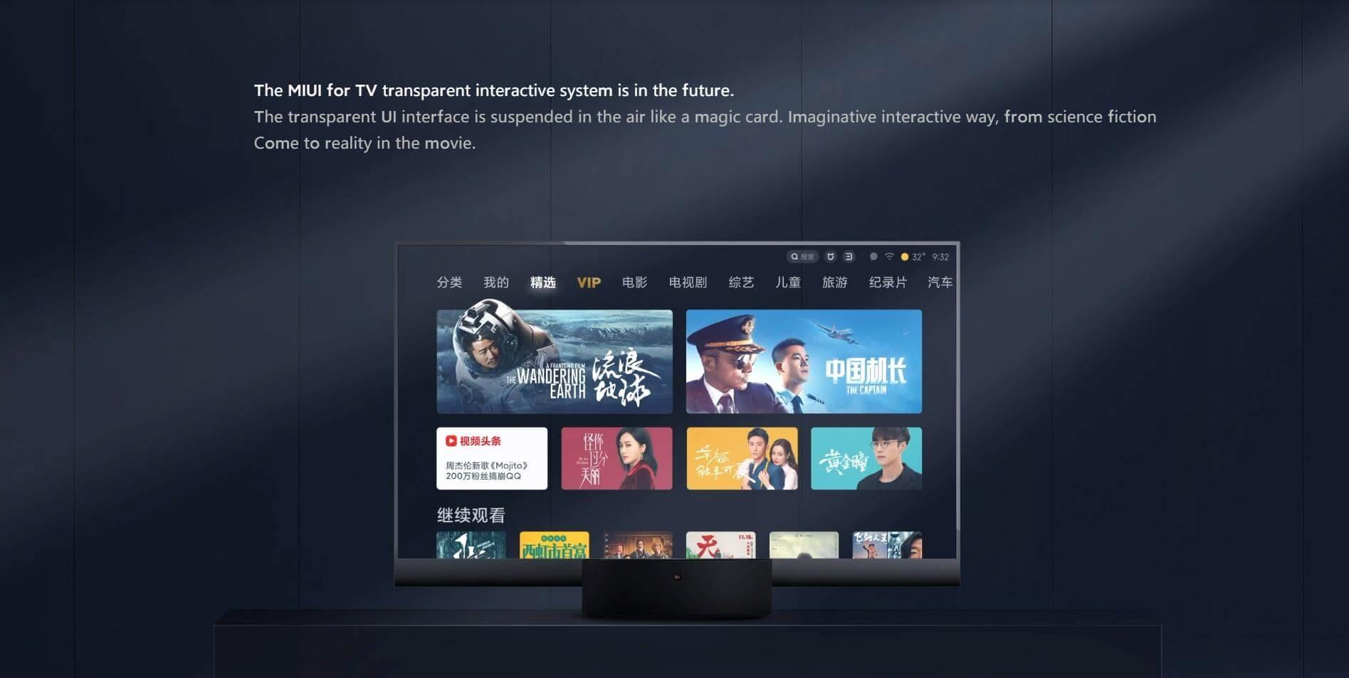 Mi Tv Lux Transparent Edition (2)