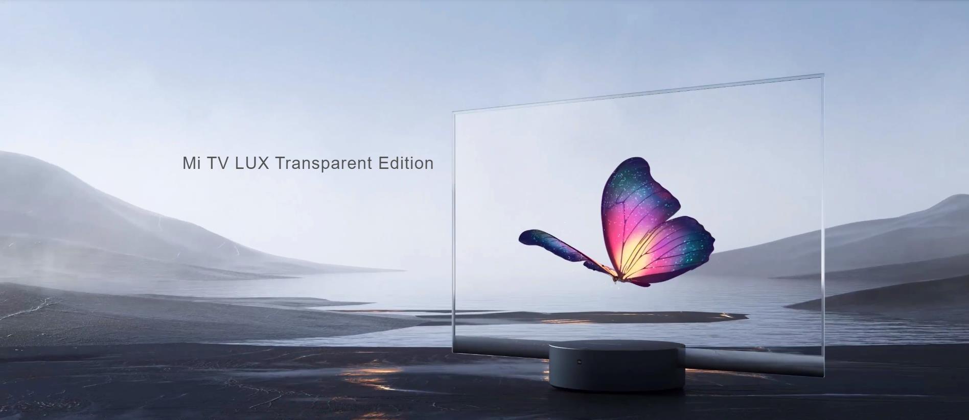 Mi Tv Lux Transparent Edition5