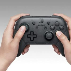 5. Nintendo Switch Pro Controller